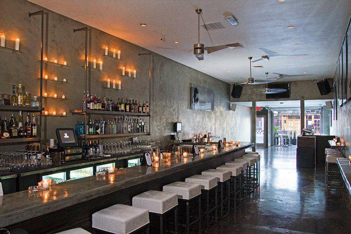 Vangard Lounge