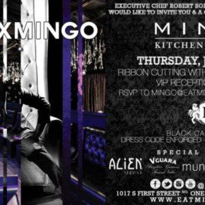 Mingo Kitchen and Lounge