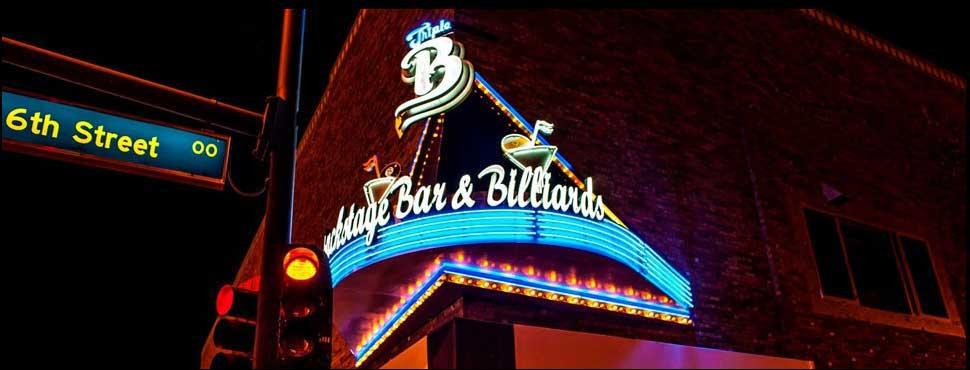 Backstage Bar and Billards