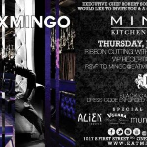 Mingo Kitchen and Lounge